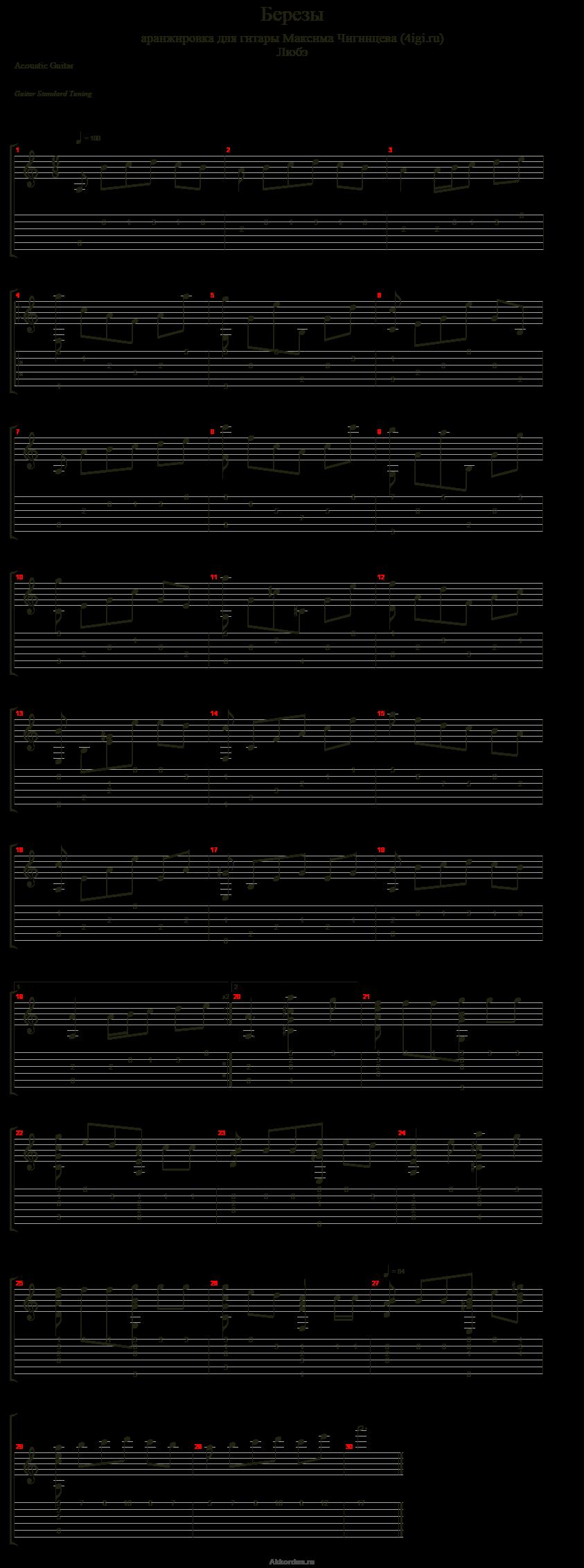 vse-konchaetsya-akkordi-tabulaturi